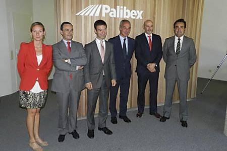 La nueva empresa de paletería Palibex