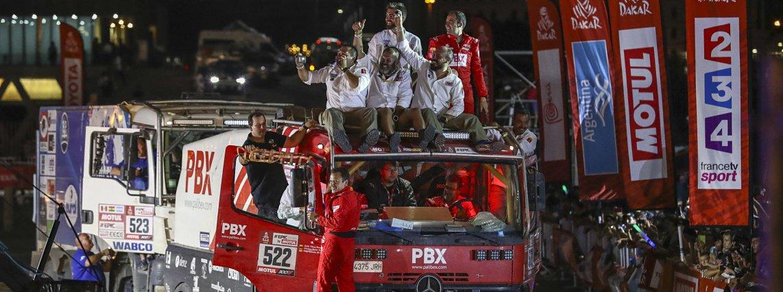 PBX Dakar Team-Cordoba-Dakar2018-