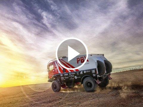 Rafa Tibau Dakar - PBX DAKAR TEAM