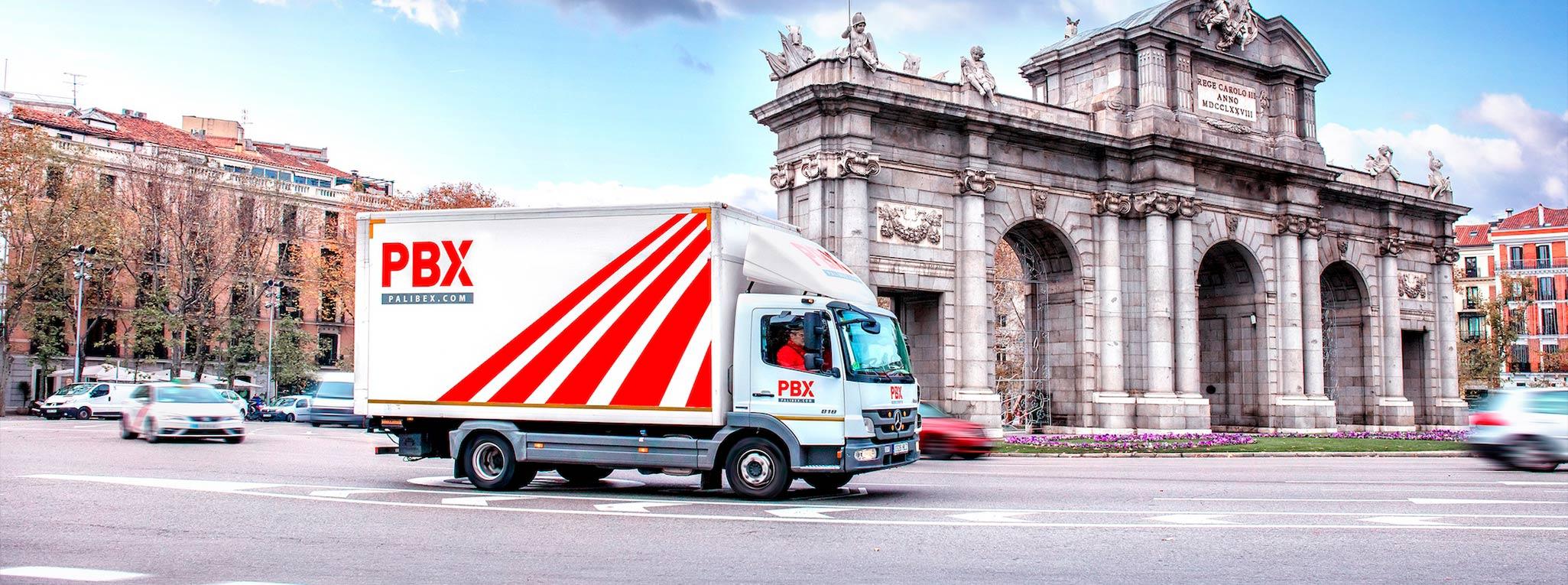 balance parcial 2021 - palibex - camion reparto